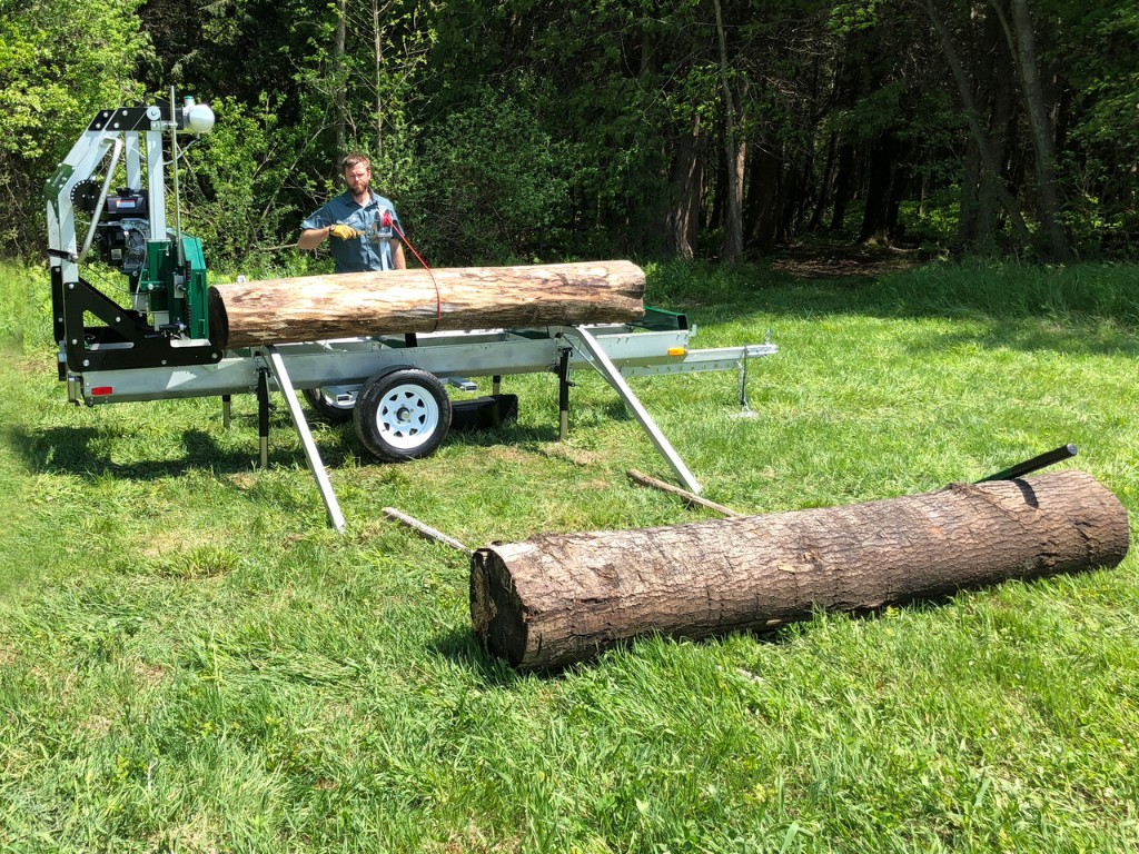 Log Loading Ramp Kit Image 7