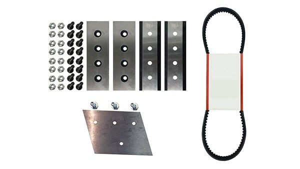 WC68 Spare Parts Kit Image 1