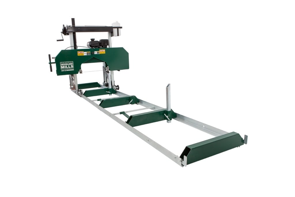 Photo of HM122 Portable Sawmill
