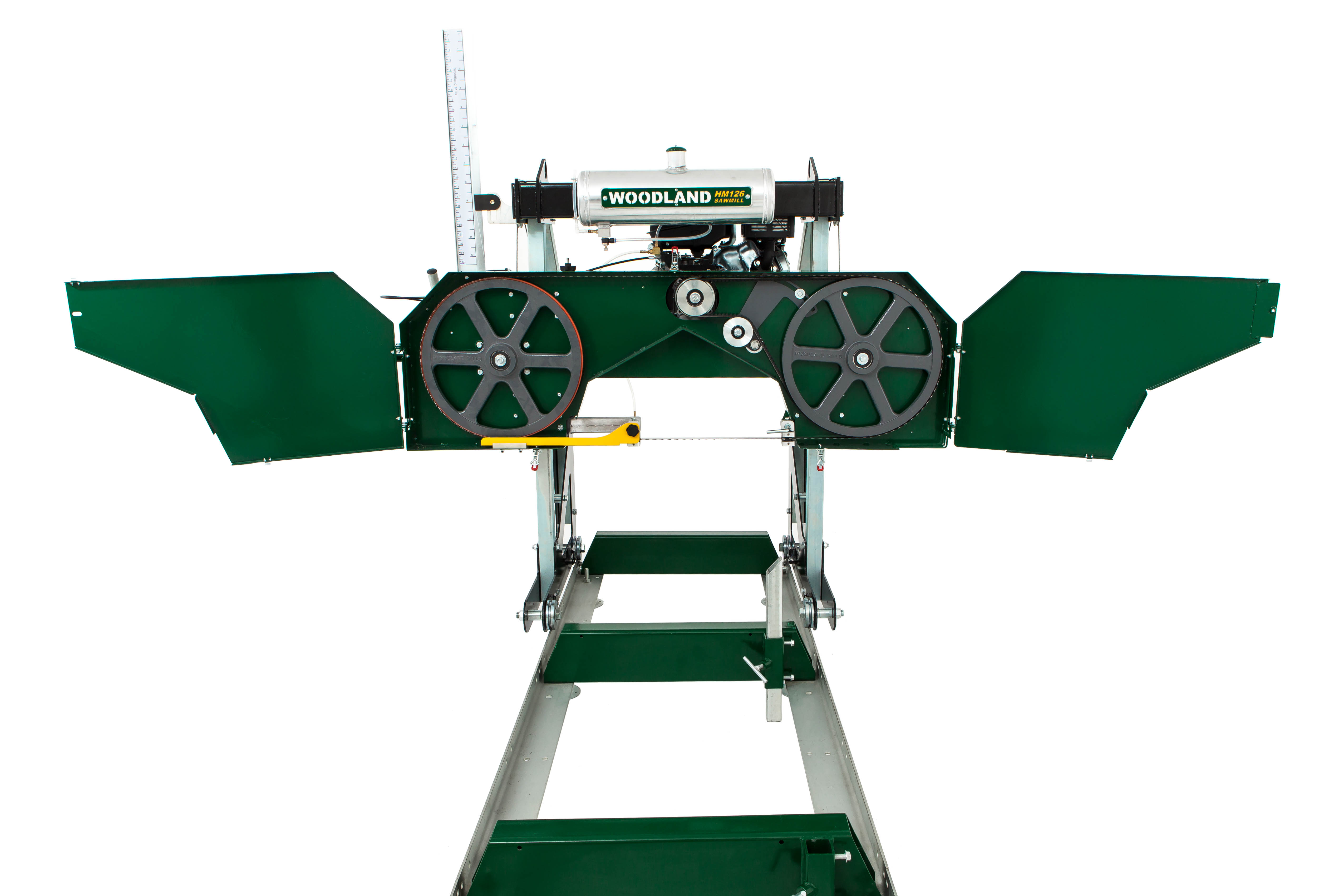 Anther Ladder hm126 portable sawmill