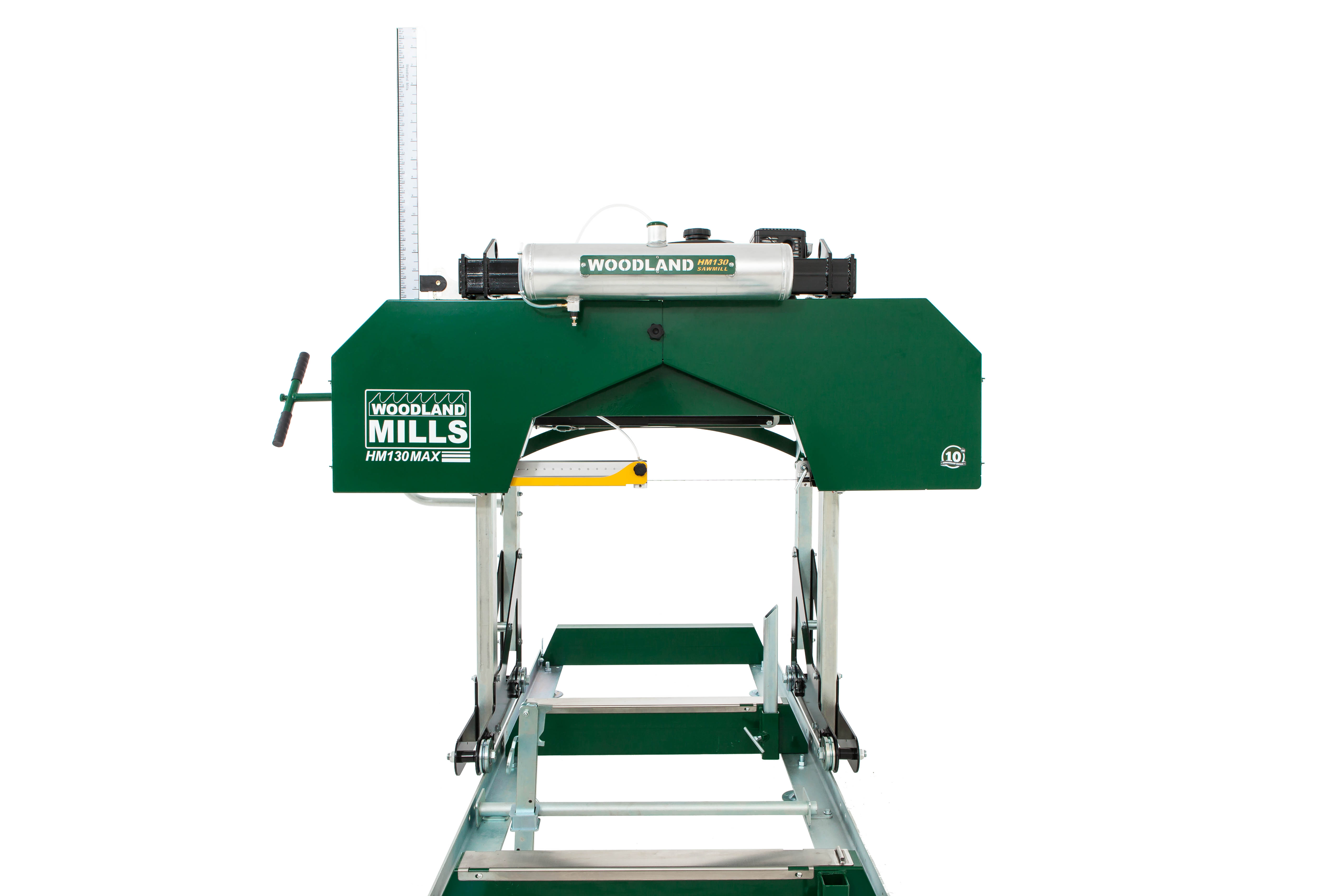 Anther Ladder hm130 portable sawmill