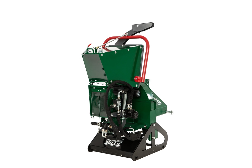 WC46 4″ PTO Wood Chipper