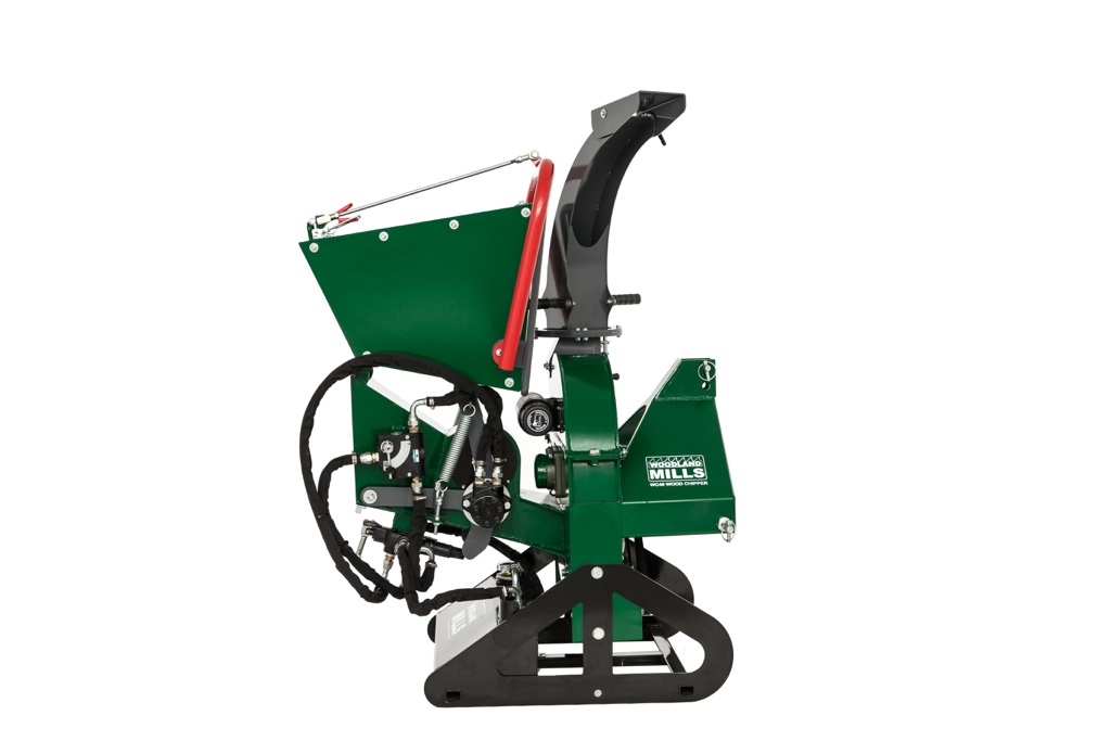 WC46 4″ PTO Wood Chipper Image 3
