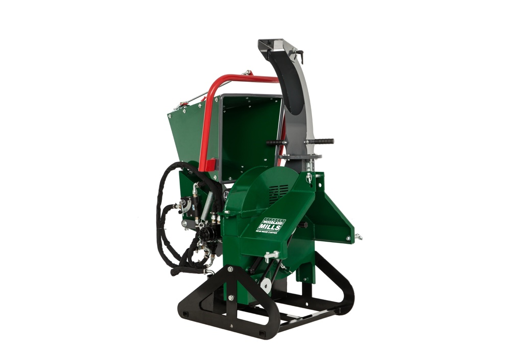 WC46 4″ PTO Wood Chipper Image 4