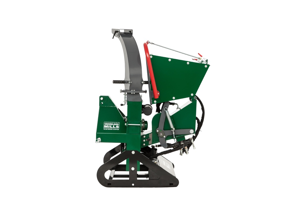 WC46 4″ PTO Wood Chipper Image 11