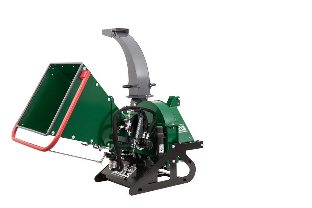 WC68 6″ PTO Wood Chipper Image 4