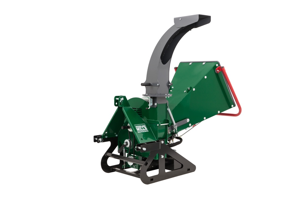 WC68 6″ PTO Wood Chipper Image 7