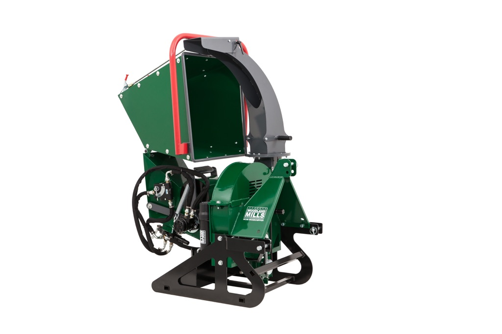 WC68 6″ PTO Wood Chipper