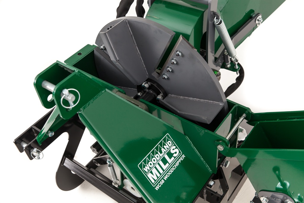 WC68 6″ PTO Wood Chipper Image 9