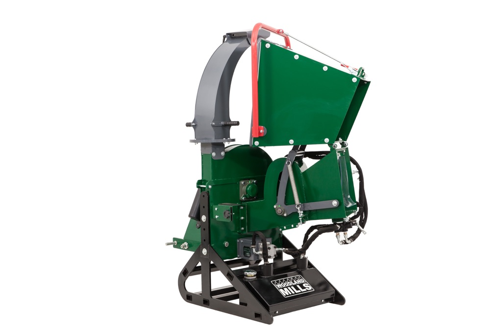 WC88 8″ PTO Wood Chipper Image 8