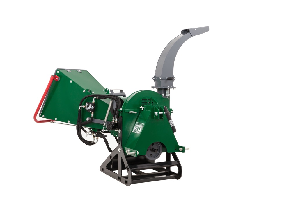 pto wood chipper
