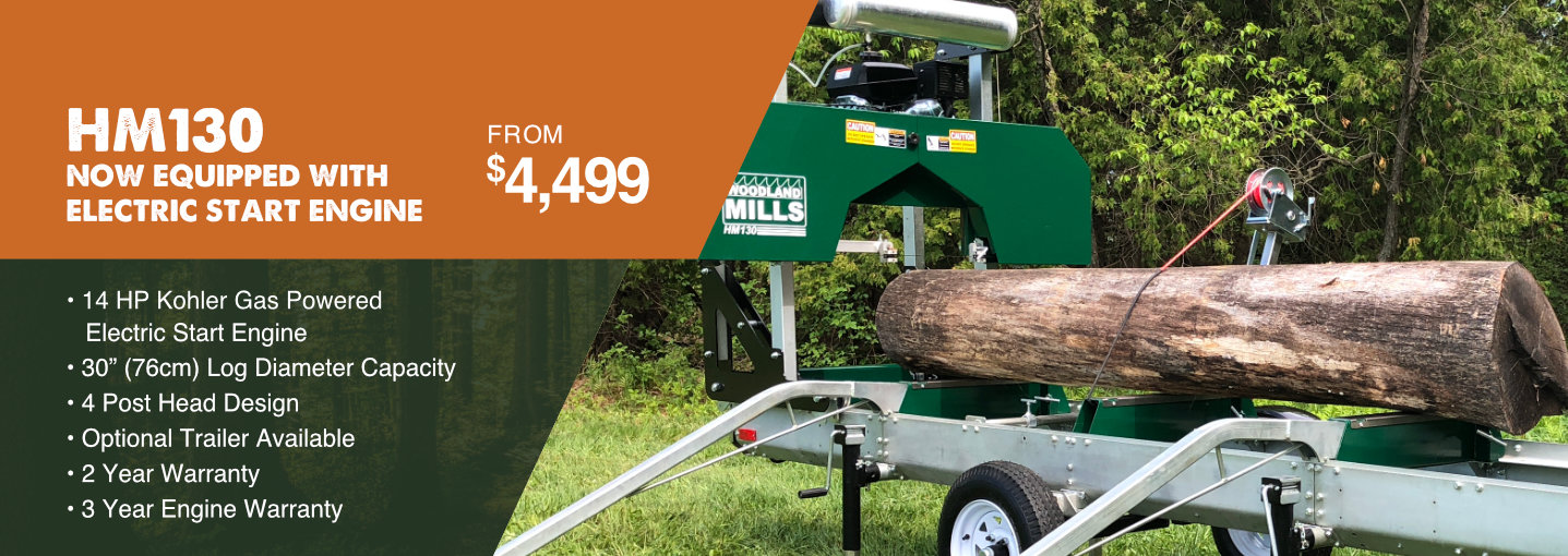 Woodland Mills | Portable Sawmills and Forestry Equipment