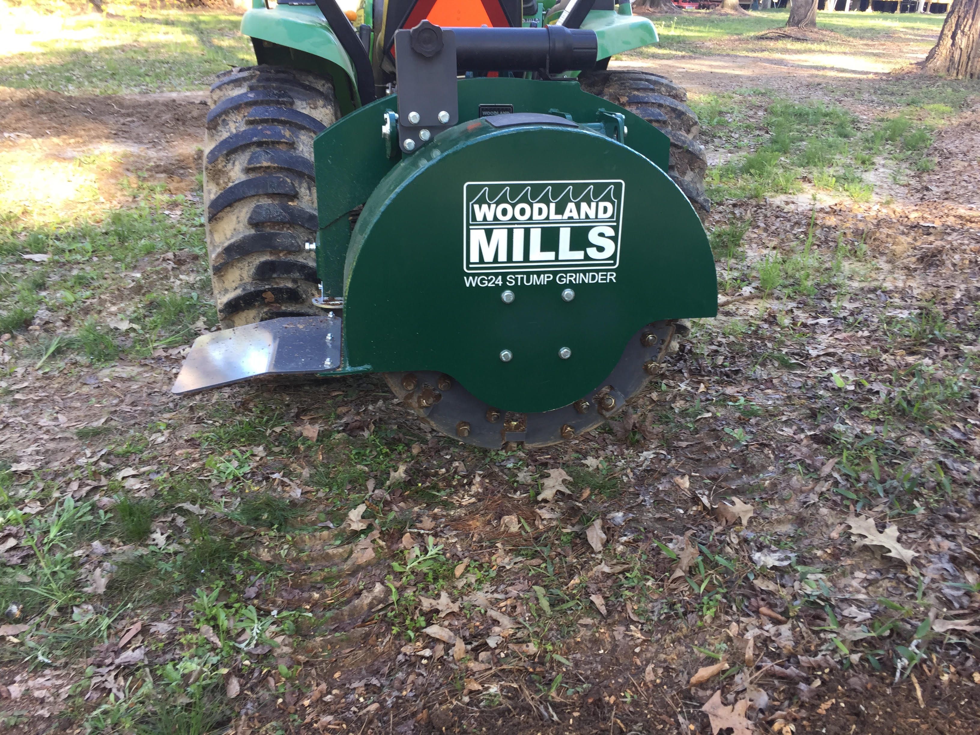 Woodland Mills Stump Grinder Teeth